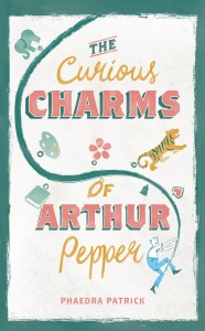 The Curious Charms of Arthur Pepper final cover